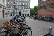 свалка велосипедов / Дания