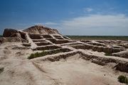 топрак кала / Узбекистан