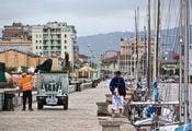 рыбаки / Италия