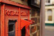автомат для продажи марок? / Великобритания