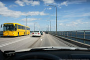 мост Калмар  - о. Эланд / Швеция