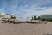 Глава Амурской области Олег Кожемяко заложил в начале года 150 млн рублей на реконструкцию площади Ленина в...