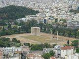 Храм Зевса с высоты / Греция