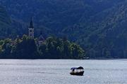 Озеро Блед / Словения
