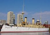 USS Olympia / США