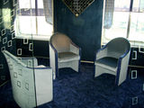 """Интерьер """"Марии"""": уютные кресла / Эстония"""