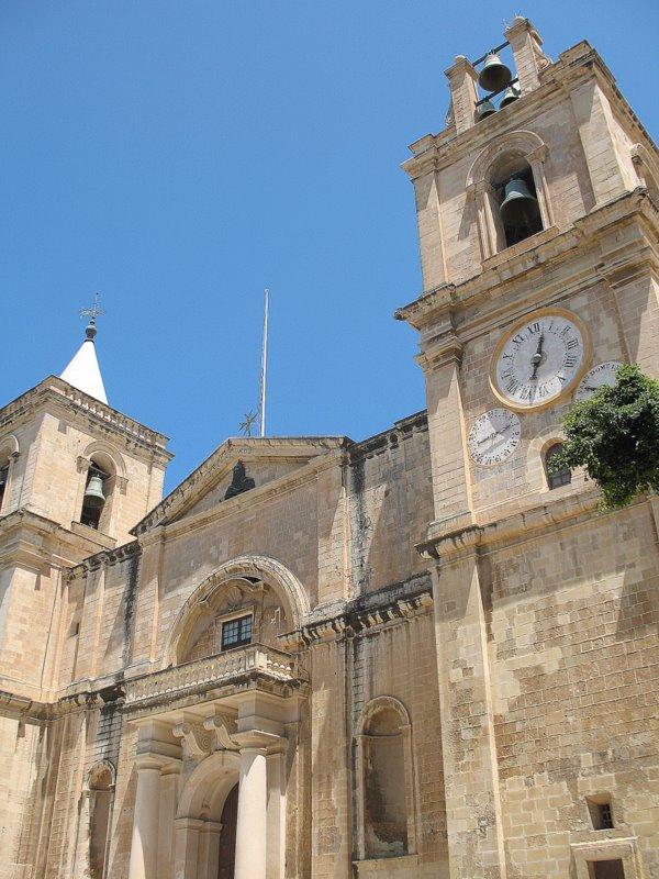 Собор Святого Иоанна, Валетта / Фото с Мальты