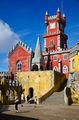 вид на Часовую башню / Португалия