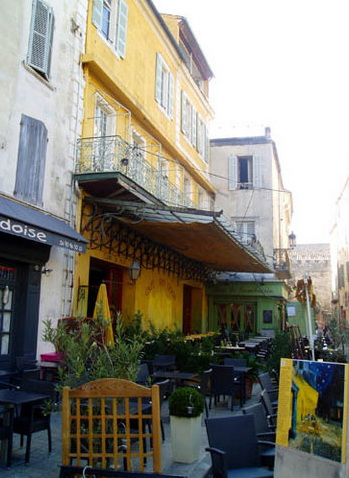 Cafe Van Gogh / Франция