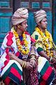 Неварские жрецы / Непал