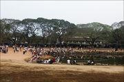 огромная толпа / Камбоджа