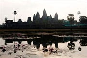 все ходят группами / Камбоджа