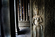 барельефы / Камбоджа