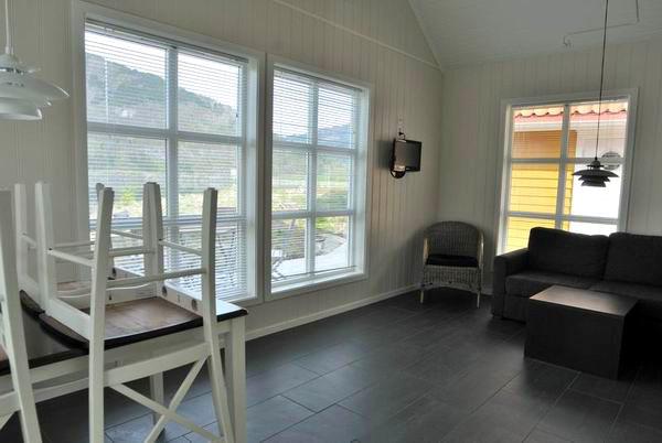 Интерьер кемпинга в Согндале / Фото из Норвегии