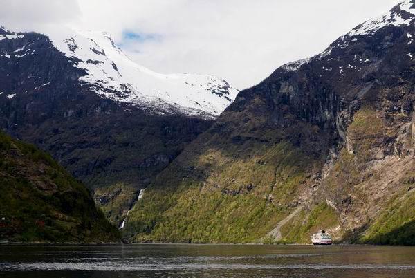 Горы Норвегии / Фото из Норвегии