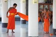посвящение в монашество / Таиланд