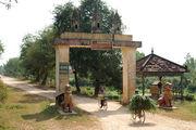 ворота / Камбоджа
