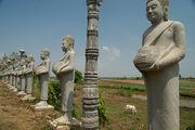 статуи / Камбоджа