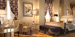 Отель расположен в старинном дворце. // ichotelsgroup.com