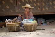 продавец / Мьянма
