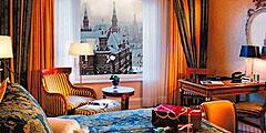 Отели Москвы уступили звание самых дорогих. // hotelchatter.com