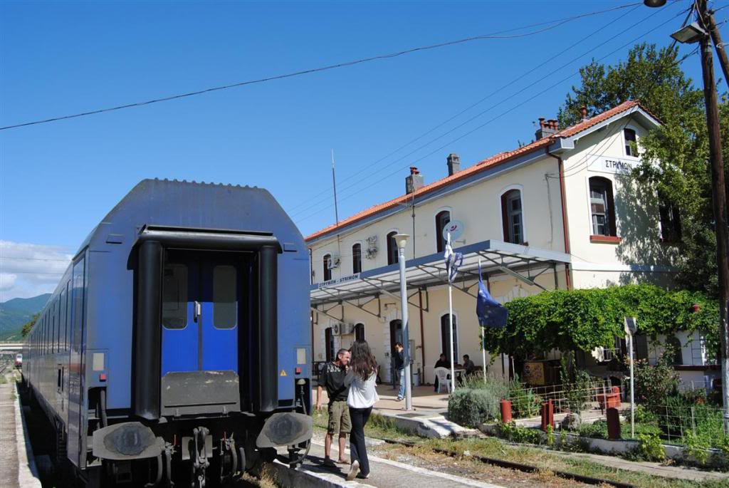 Болгария: На поезде из Болгарии в Грецию / Travel.Ru ...