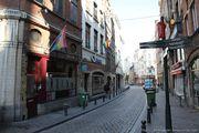 много гей-флагов / Бельгия