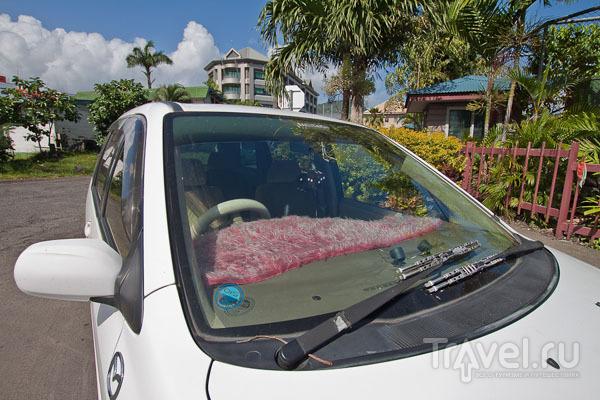 Машины на Самоа / Фото с Западного Самоа