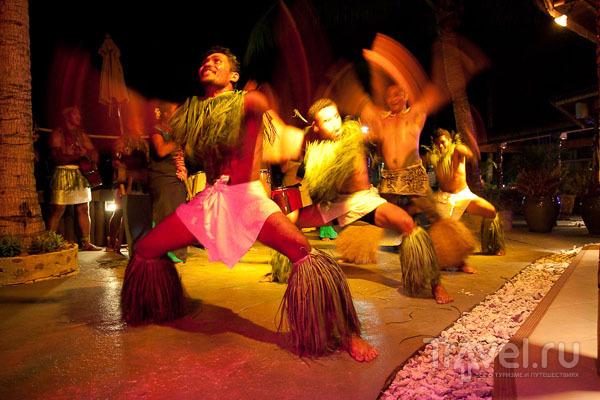 Танцы на Самоа / Фото с Западного Самоа