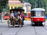 трамвай / Чехия