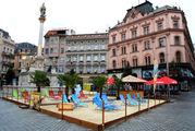 центральная площадь / Чехия