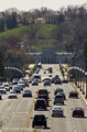 дорога на кладбище Арлингтон / США