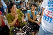 женщины с папками / Узбекистан