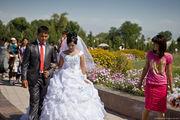 молодожены / Узбекистан