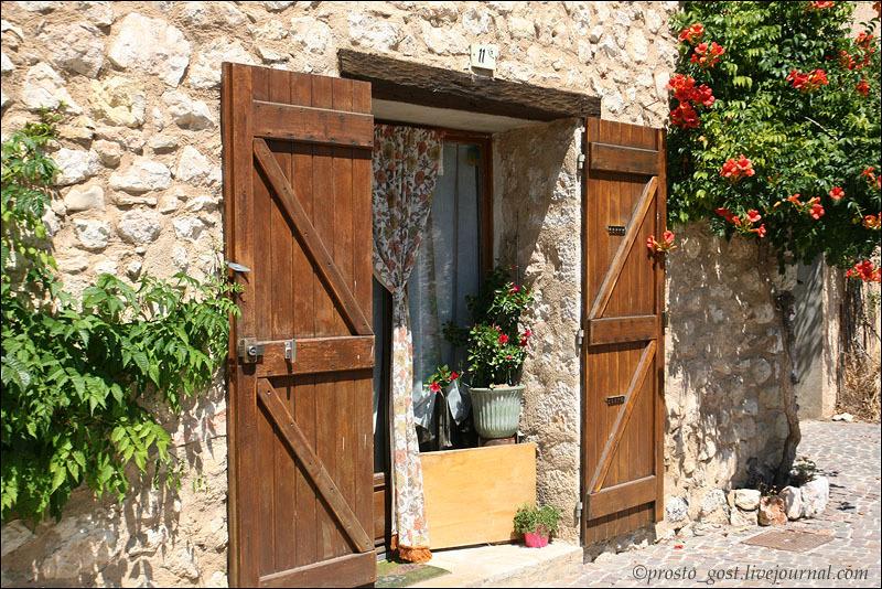 Дом в городке Бодюан / Фото из Франции