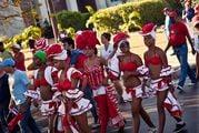 напоминало карнавал / Куба
