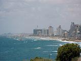 вид на Тель Авив / Израиль