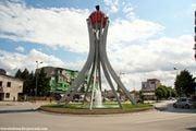 такой монумент / Македония