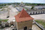 вид из крепости / Молдавия