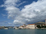 вид на Трогир / Хорватия