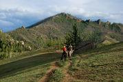 национальный парк / Монголия
