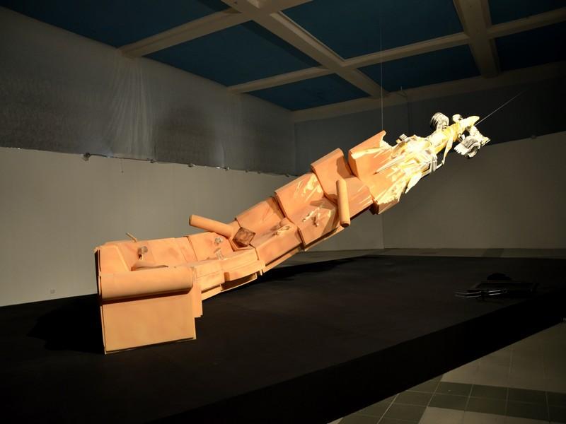 Экспонат музея современного искусства PERMM  / Фото из России