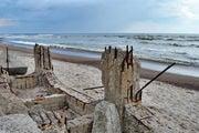 дюны / Латвия