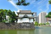 Императорский дворец / Япония
