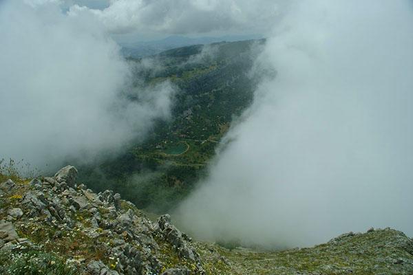 Окрестности вершины Карбонара / Фото из Италии