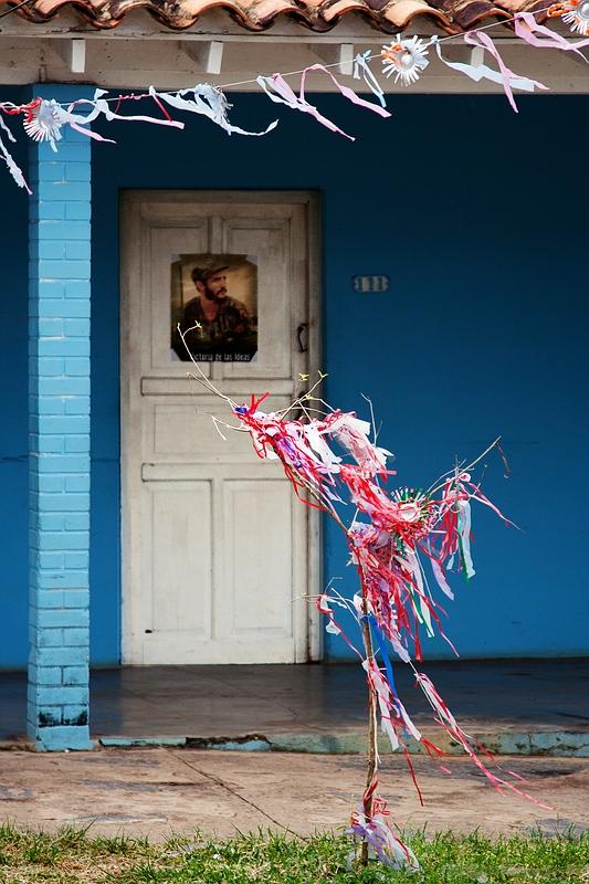 Украшение дома на Кубе / Фото с Кубы