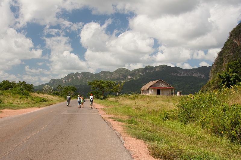 Дорога на Кубе / Фото с Кубы
