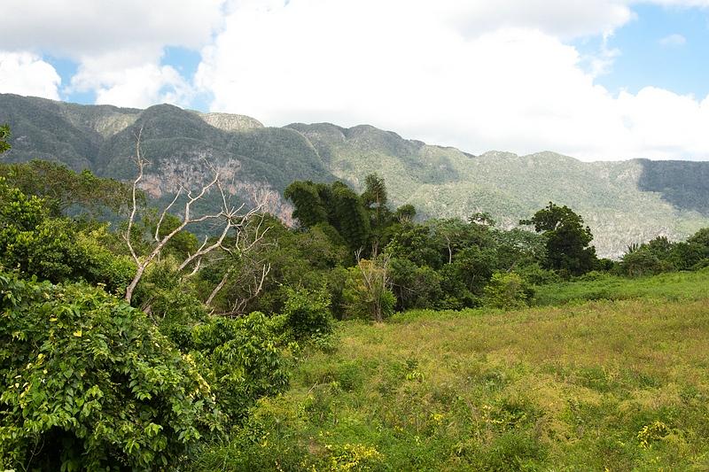 Среди кубинских гор / Фото с Кубы
