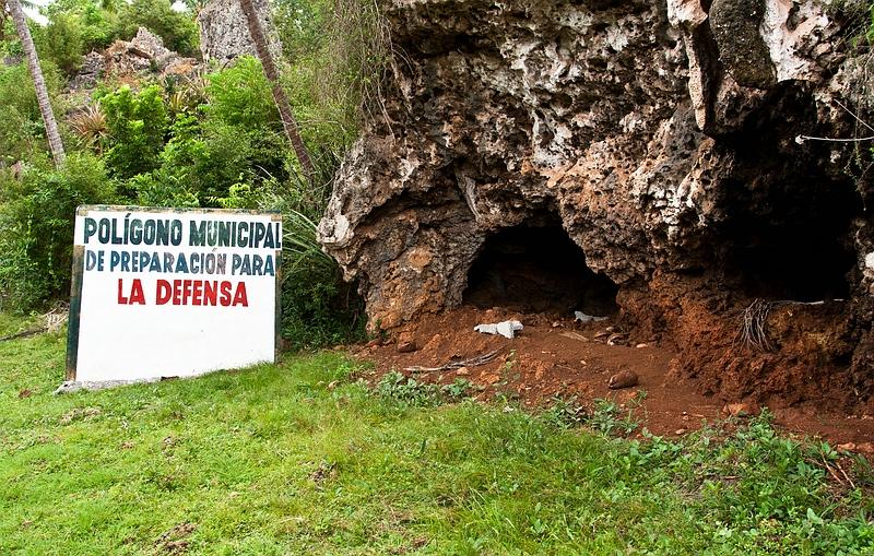 Пещера на Кубе / Фото с Кубы
