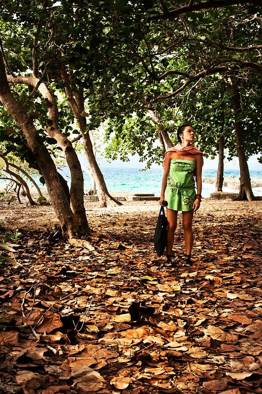 Пляж на Кубе / Фото с Кубы